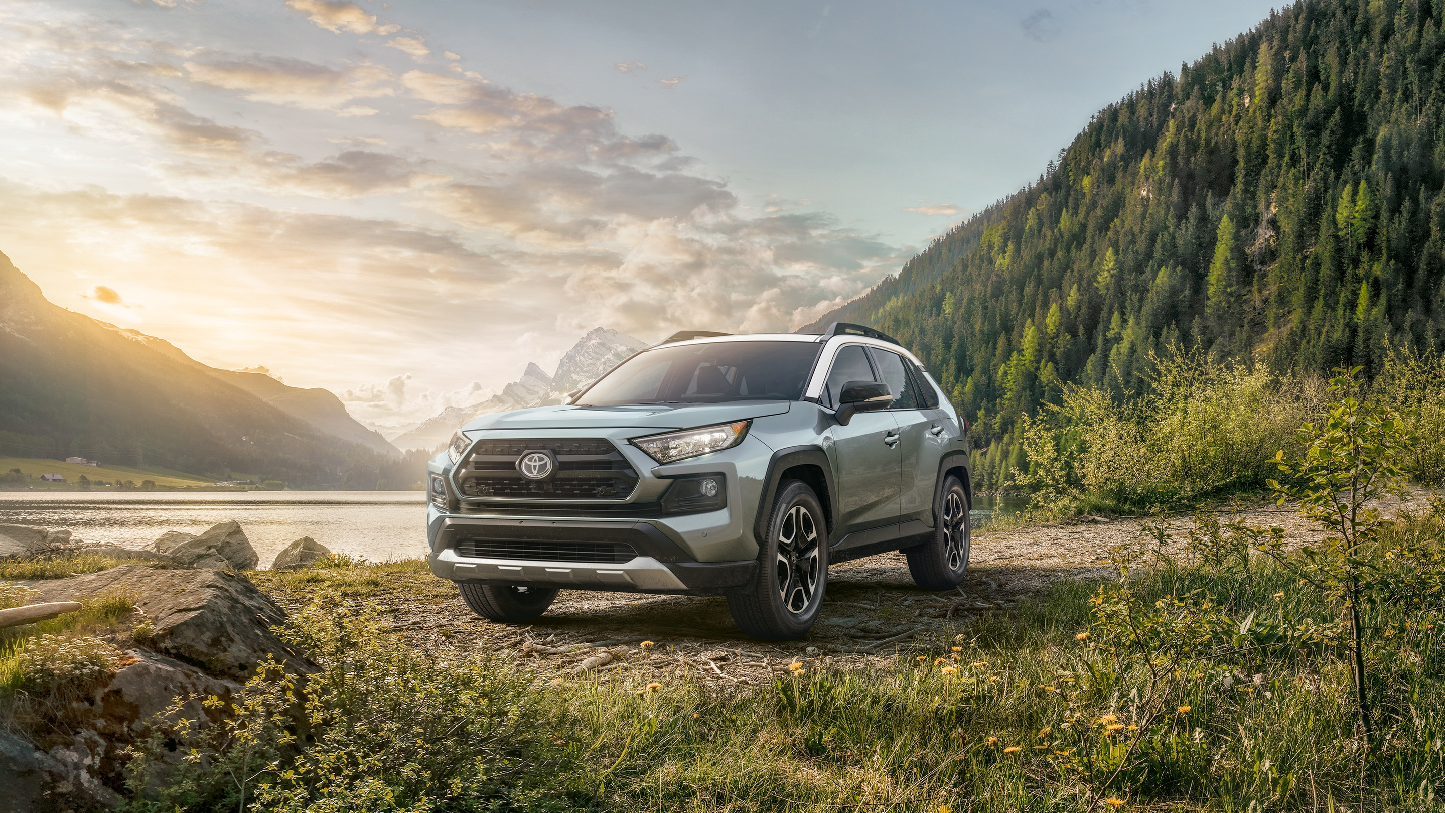 2019 Toyota RAV4 Technology Features in Newark, DE