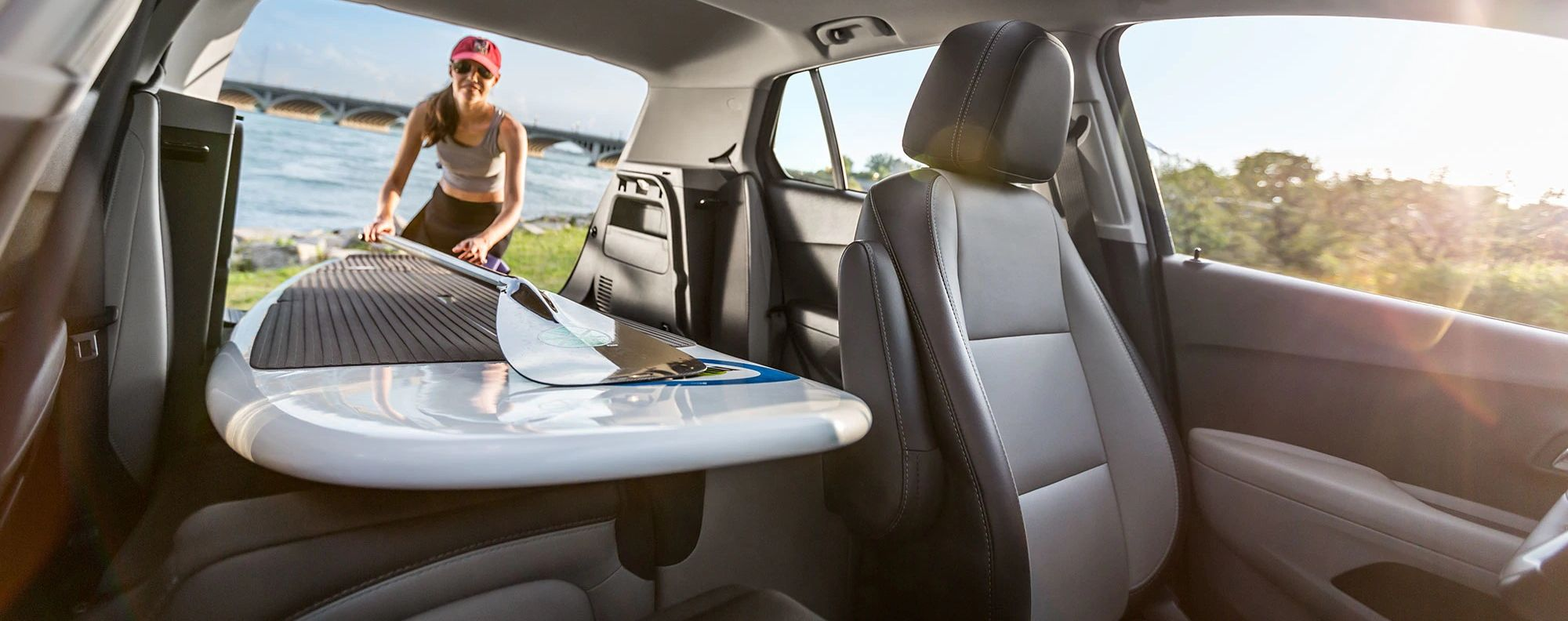 2019 Chevrolet Trax Cargo Space