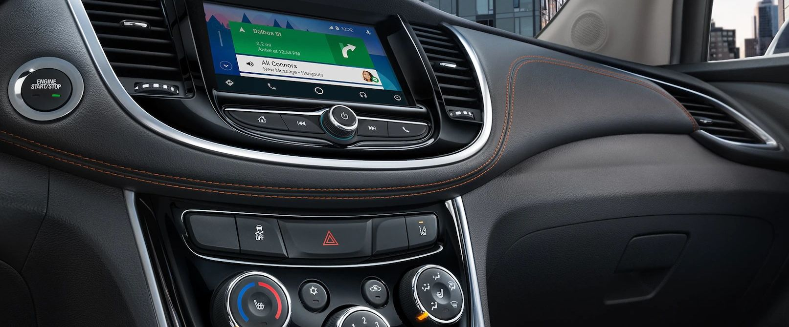 Extensive Interior Features in the Trax