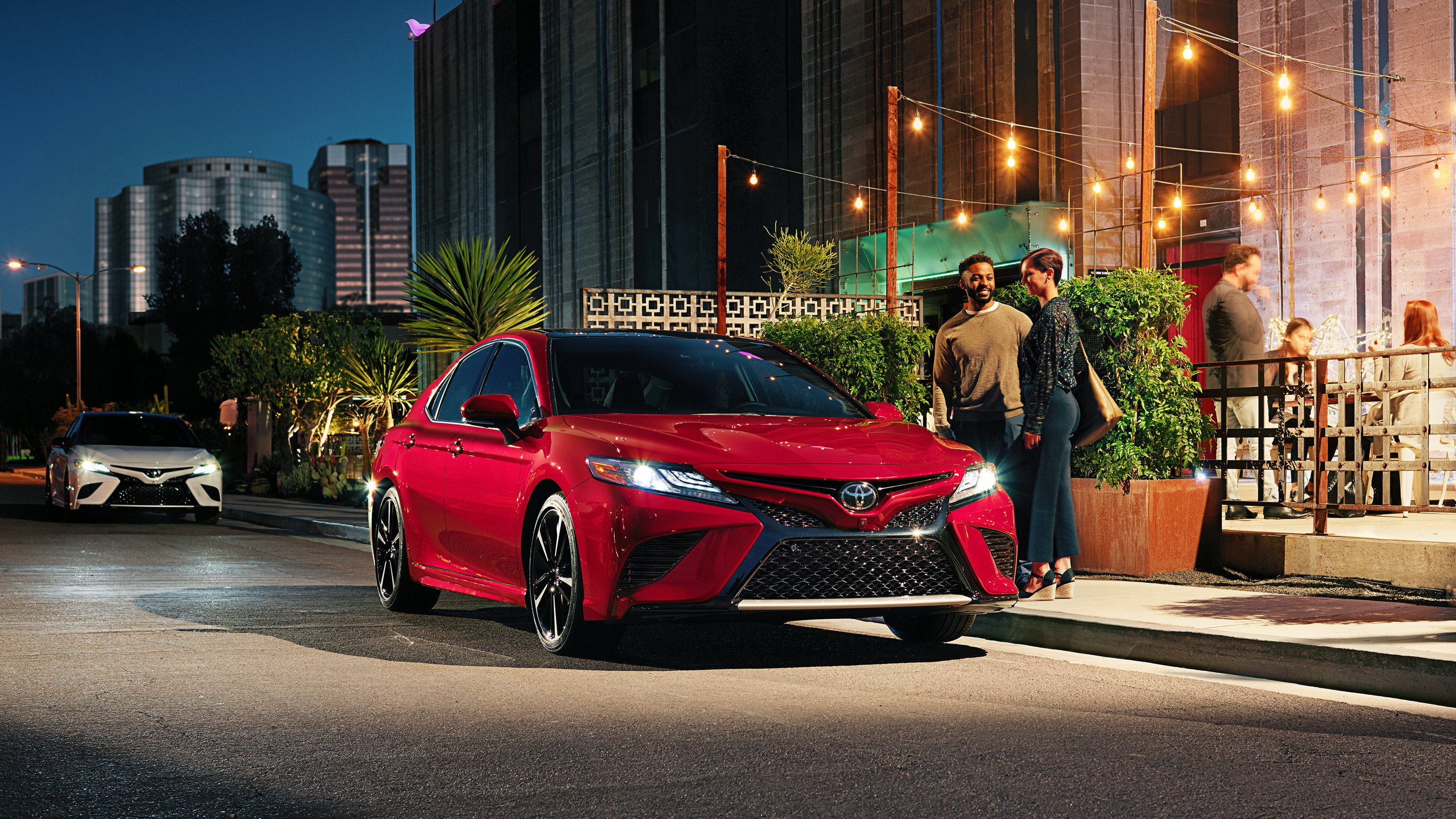 2019 Toyota Camry Technology Features near Glen Mills, PA
