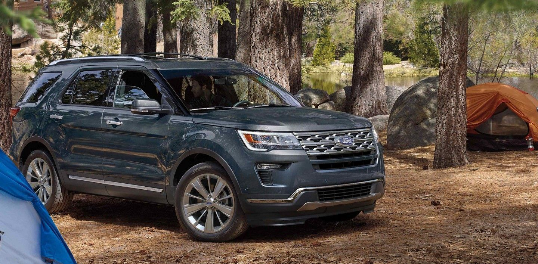 New 2019 Ford Explorer Sport