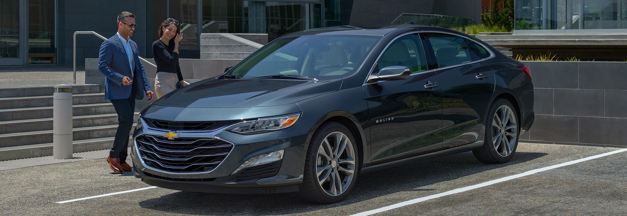 2019 Chevrolet Malibu Leasing near Homer Glen, IL