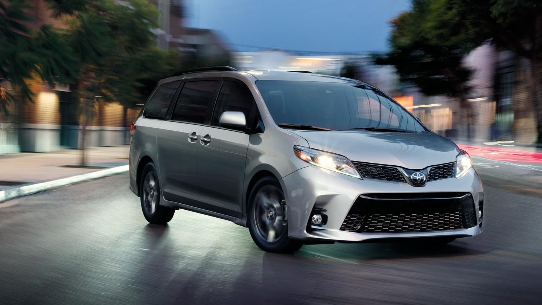 2020 Toyota Sienna Key Features near Glen Mills, PA