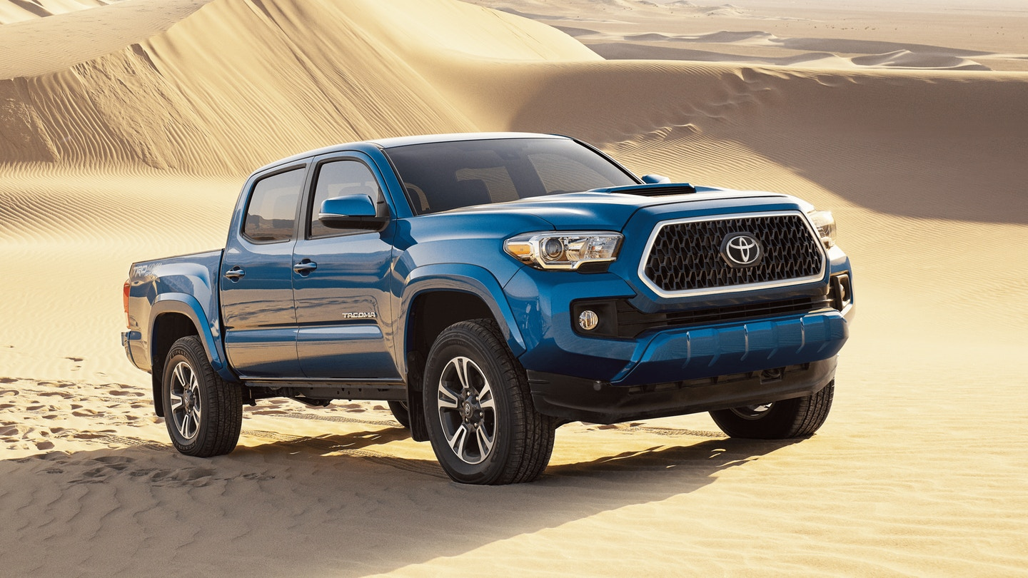 2019 Toyota Tacoma Towing and Payload Options near Glen Mills, PA