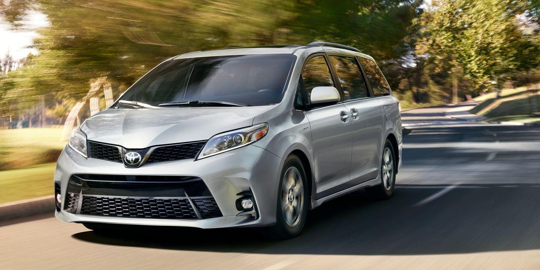 2020 Toyota Sienna Financing near Glen Mills, PA