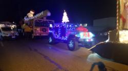 weihnachts-parade
