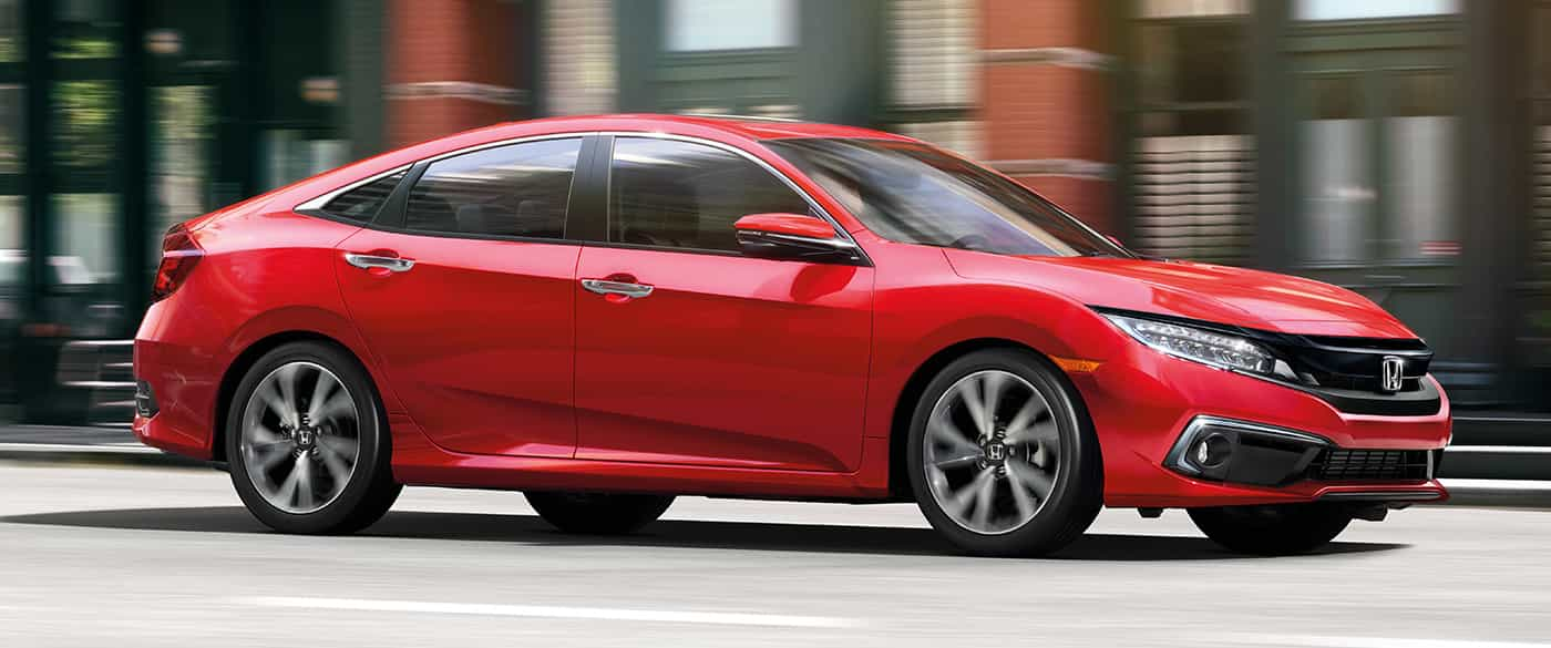 2019 Honda Civic Leasing near Milford, DE