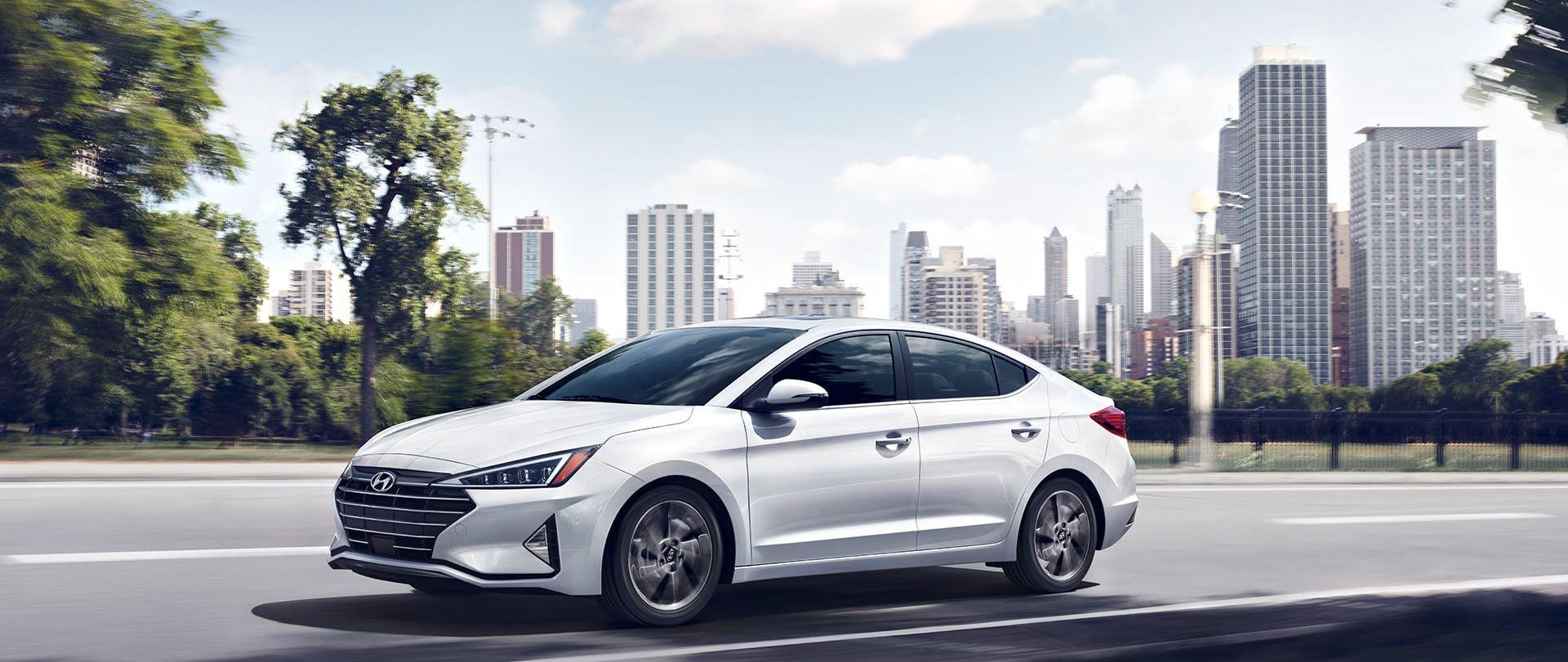 2020 Hyundai Elantra Leasing near Silver Spring, MD