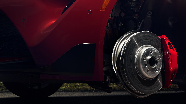 2020 Toyota Supra Brembo® Brakes