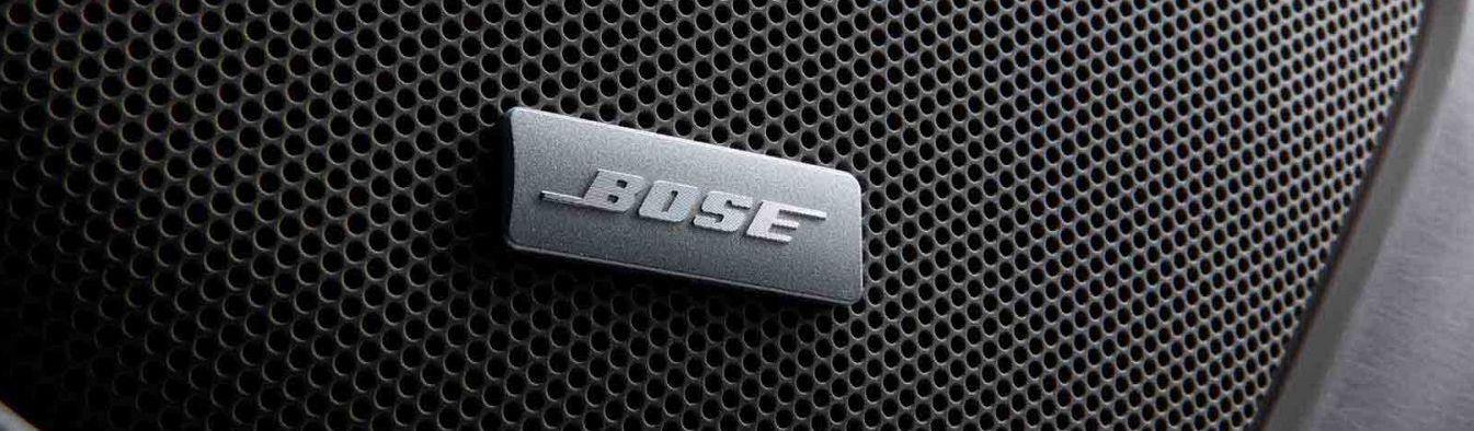 Bose® Audio System