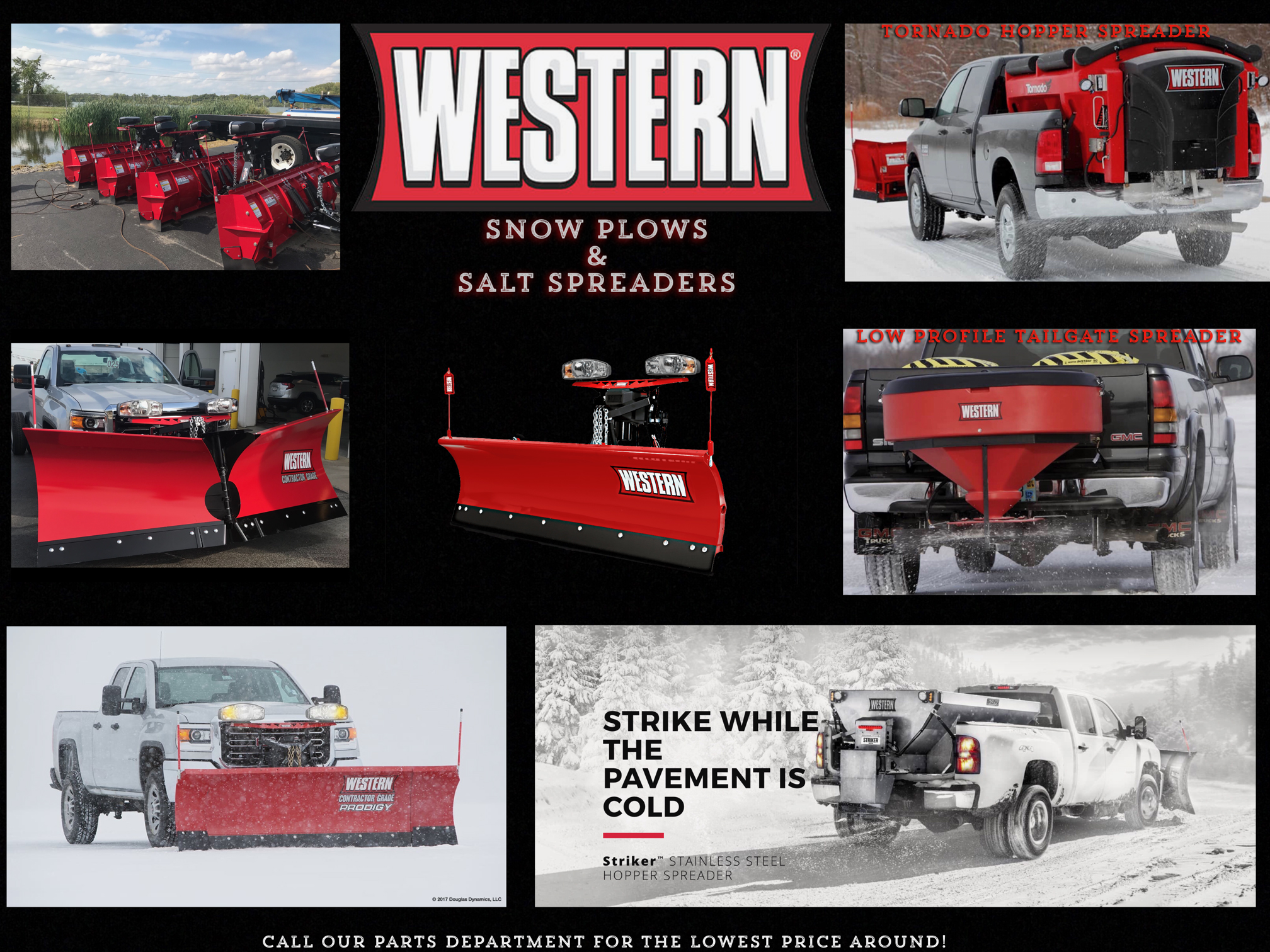 Western Snow Plow Parts - Coffman Truck Sales