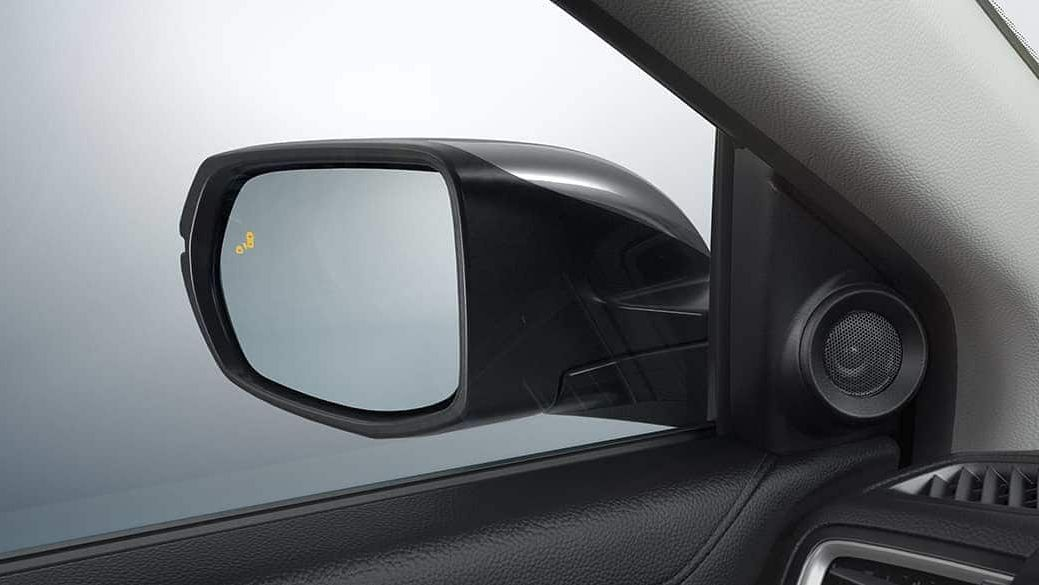 Blind Spot Assist in the 2019 CR-V
