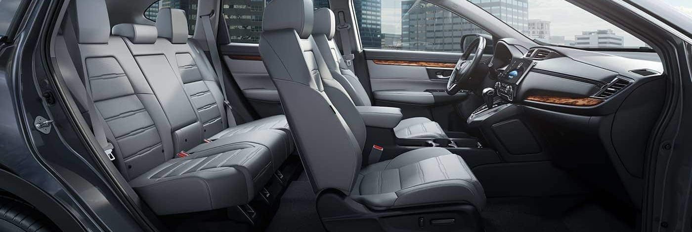 The Secure Cabin of the CR-V