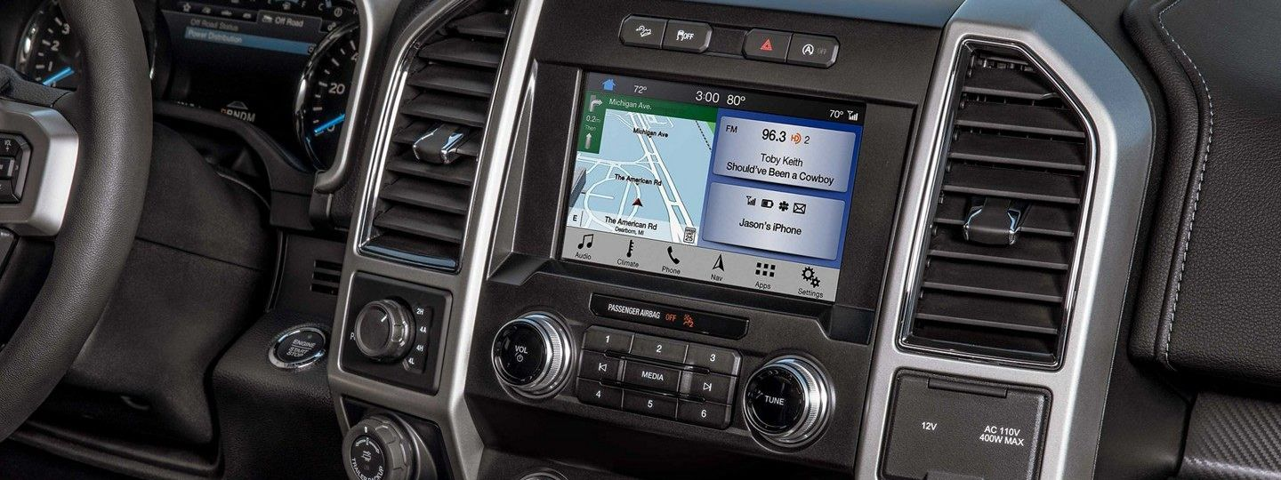 Advanced Features in the 2019 Ford F-150