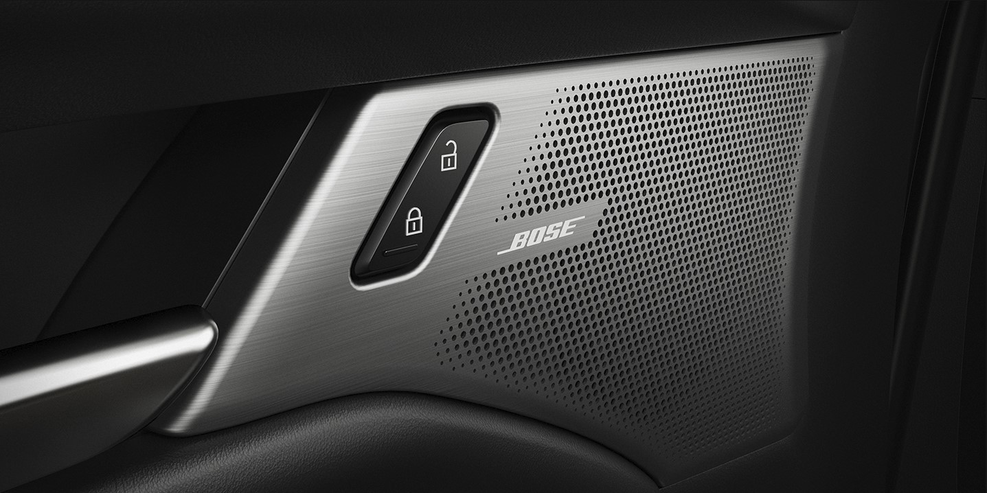 2019 Mazda3 Sedan Bose System