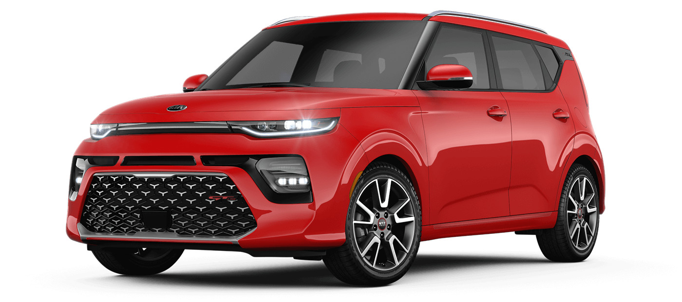 2020 Kia Soul for Sale near Edmonton, AB