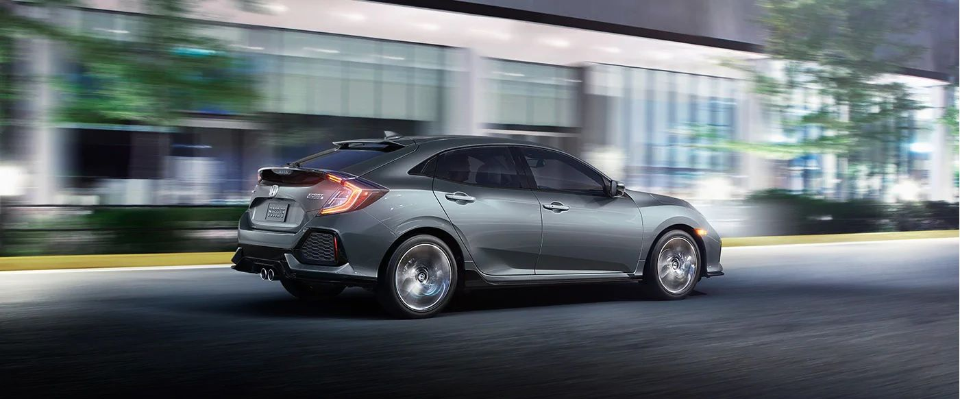 2019 Honda Civic Sedan vs Hatchback near Smyrna, DE