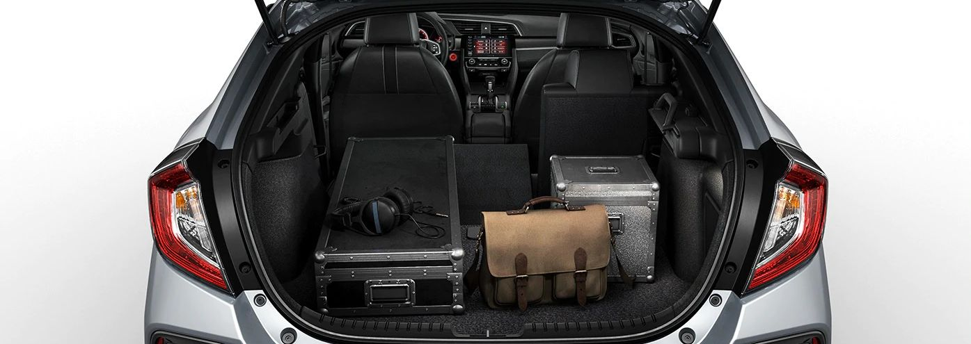 Civic Hatchback Cargo Area