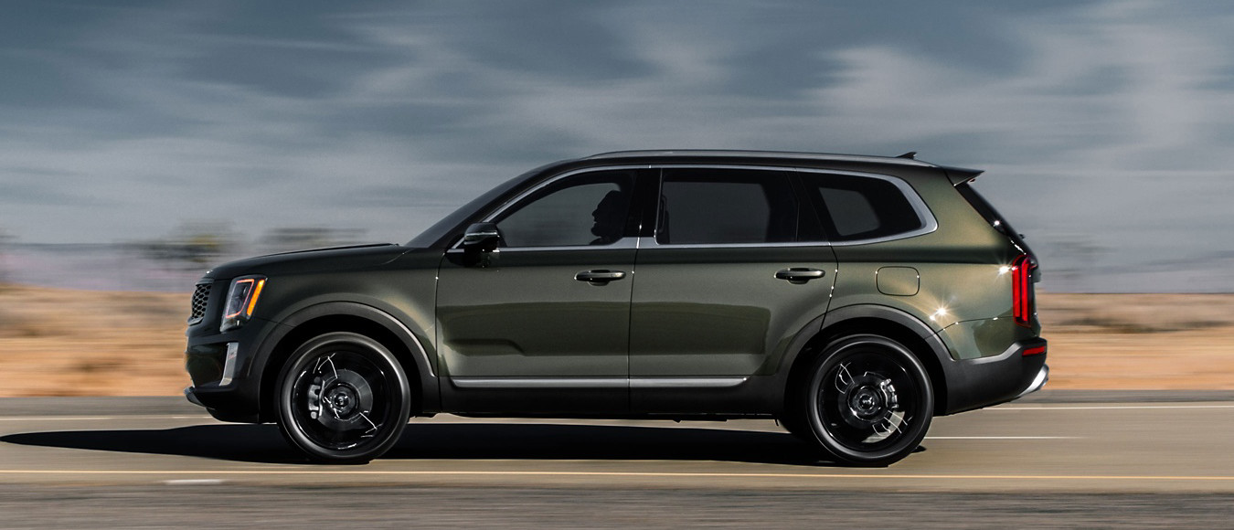 2020 Kia Telluride for Sale near Spring, TX