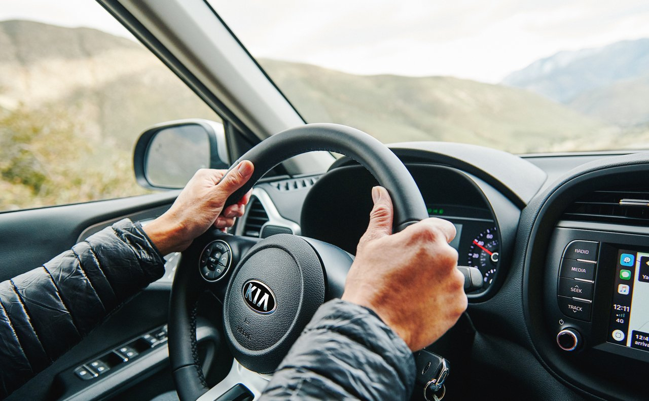 2020 Kia Soul Steering Wheel