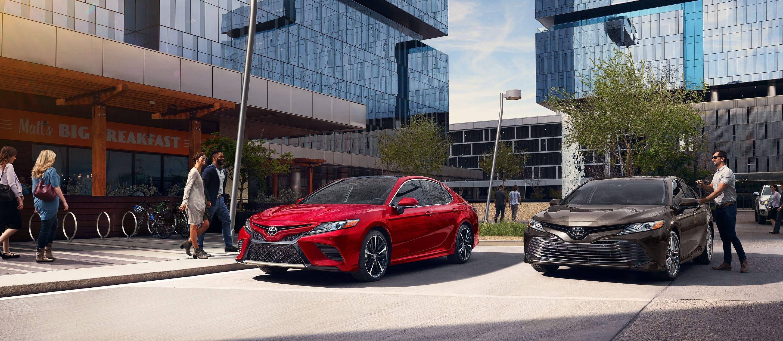 2019 Toyota Camry Leasing near Palo Alto, CA