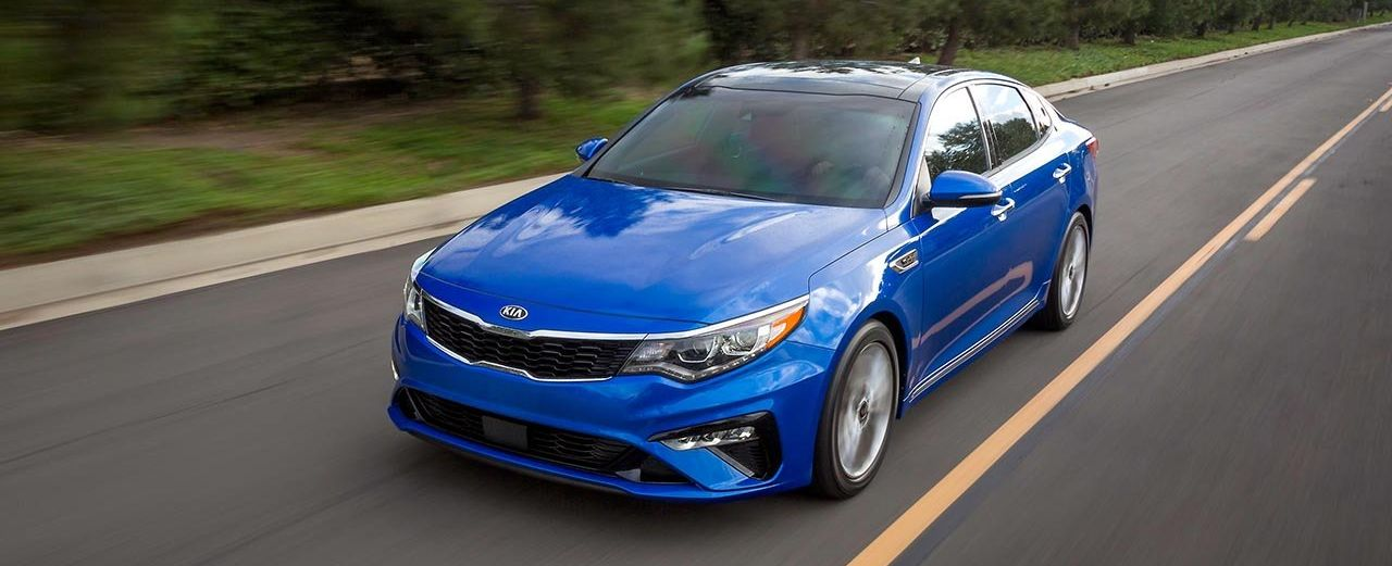 2019 Kia Optima for Sale near Spring, TX