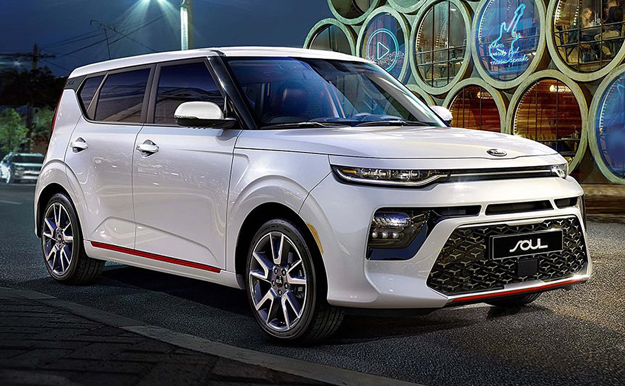 2020 Kia Soul Leasing in Shreveport, LA