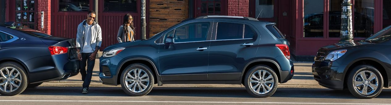 2019 Chevrolet Trax Financing near Homewood, IL