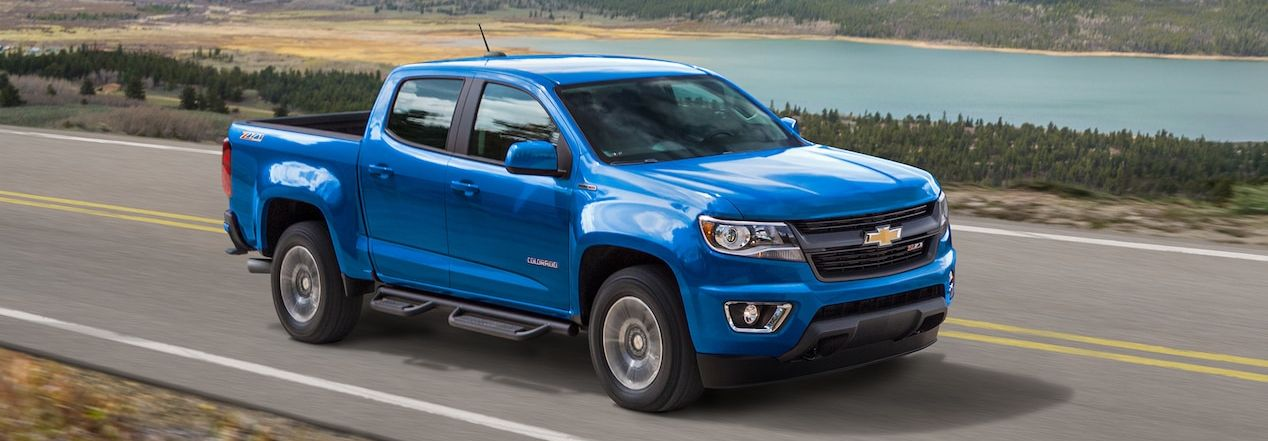 2019 Chevrolet Colorado Leasing near Homewood, IL