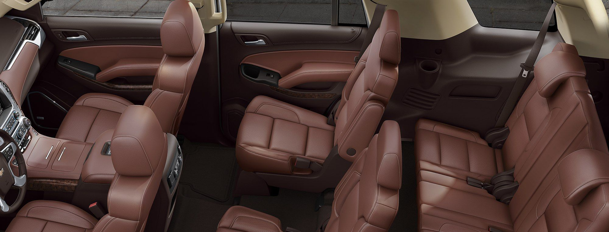 You'll Love All the Space in the 2019 Tahoe!