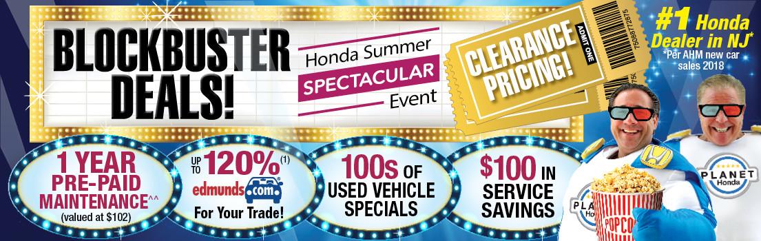 Honda Dealership Orange County >> Planet Honda Prime Specials Planet Honda New Jersey