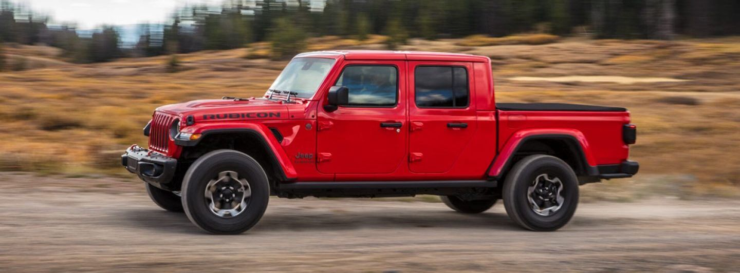 2020 Jeep Gladiator For Sale Near West Terre Haute In