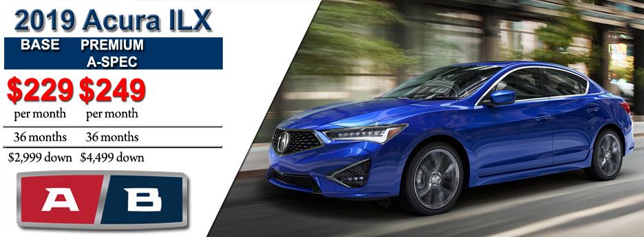 New Car Specials - Acura of Bellevue