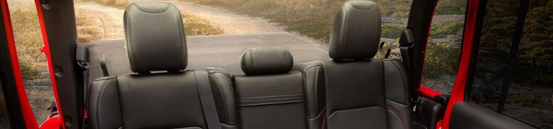 2020 Jeep Gladiator Seating