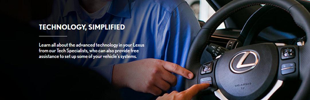 Lexus Technology Simplified