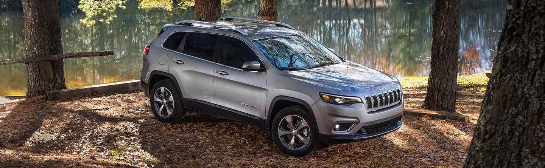 2019 Jeep Cherokee Financing near Fort Lee, NJ