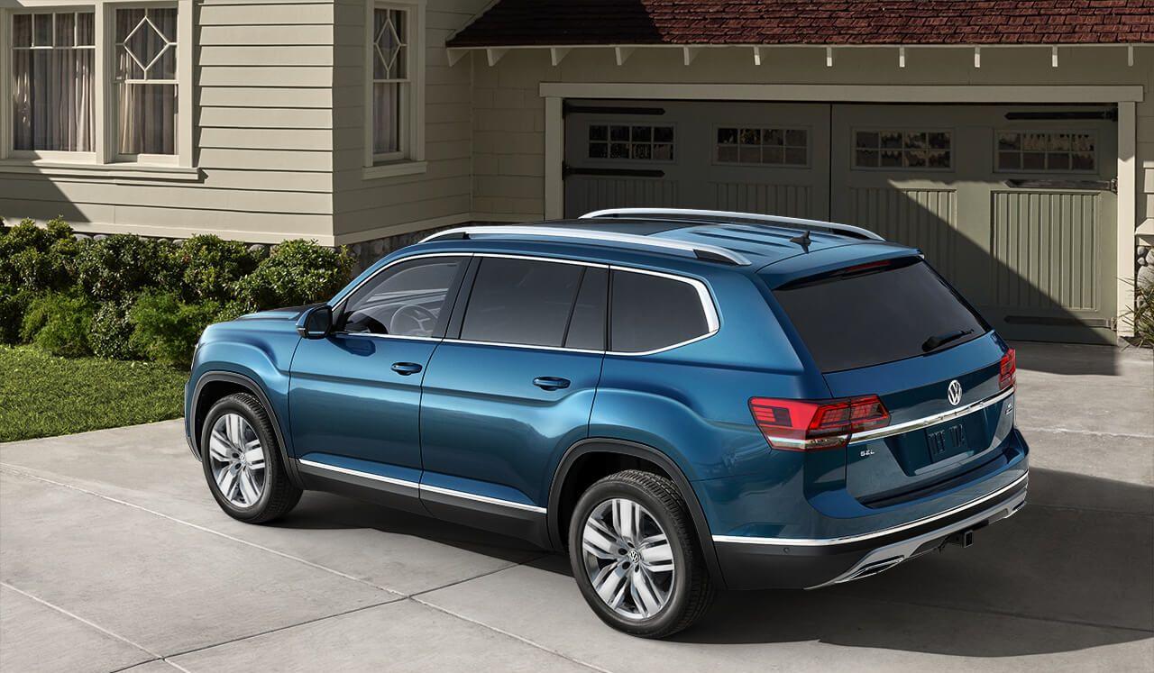 Volkswagen Atlas 2019 versus Honda Pilot 2019 en Capitol Heights, MD