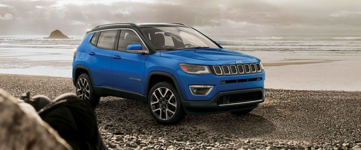 2019 Jeep Compass Financing near Fort Lee, NJ