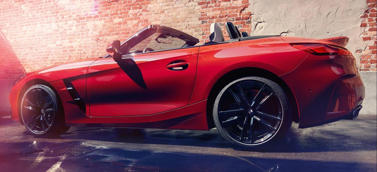 Bmw Jackson Ms >> New 2020 Bmw Z4 M40i Roadster