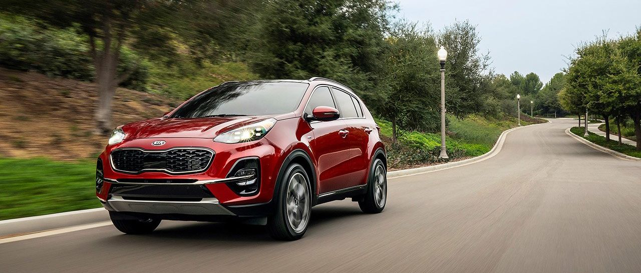 2020 Kia Sportage for Sale near Tampa, FL