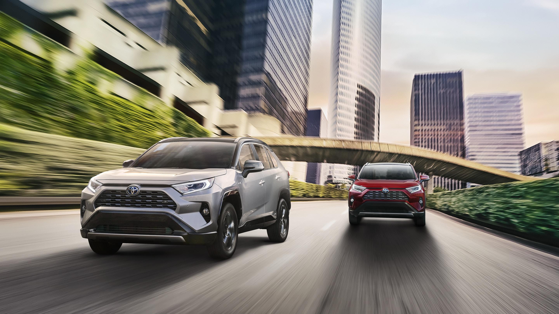 2019 Toyota RAV4 Financing near Canton, MI