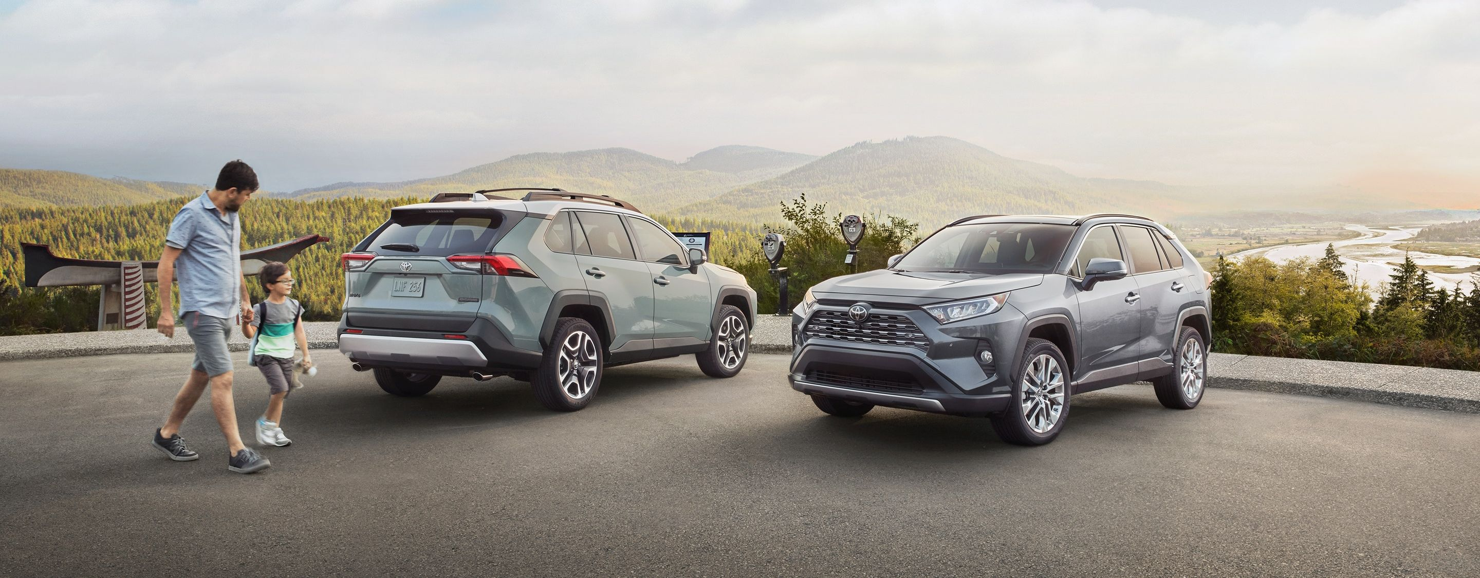 2019 Toyota RAV4 Leasing near Brighton, MI