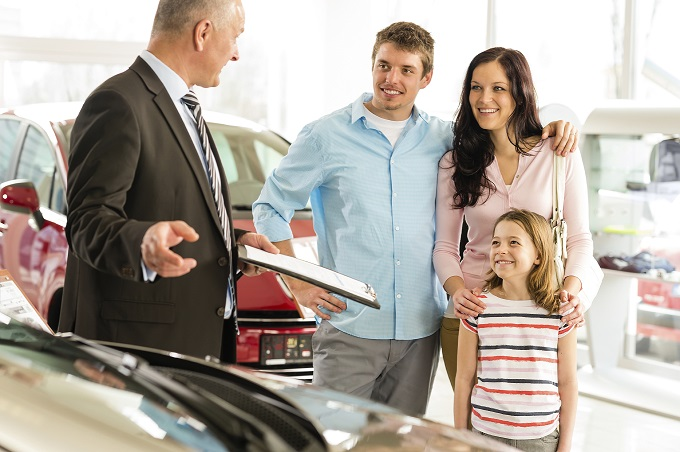 Find an SUV for the Whole Family!