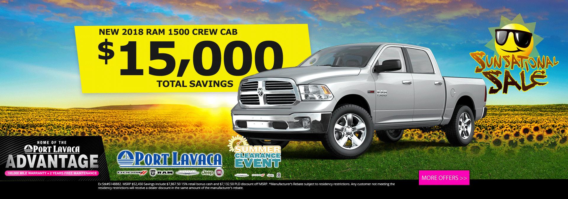Port Lavaca Dodge >> All New Dodge Chrysler And Jeep Specials Port Lavaca Dodge