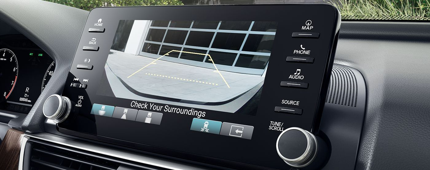 Safety Technology in the 2019 Accord