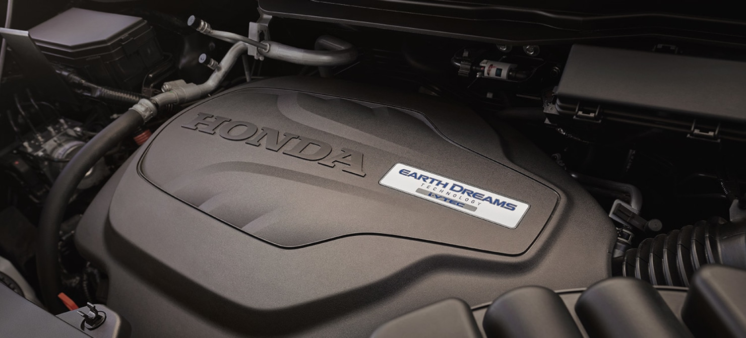 2019 Honda Passport V6 Engine