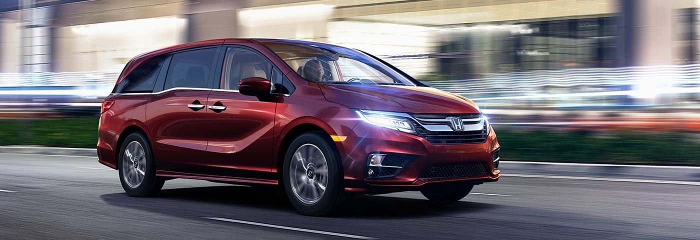 2019 Honda Odyssey Leasing near Ann Arbor, MI