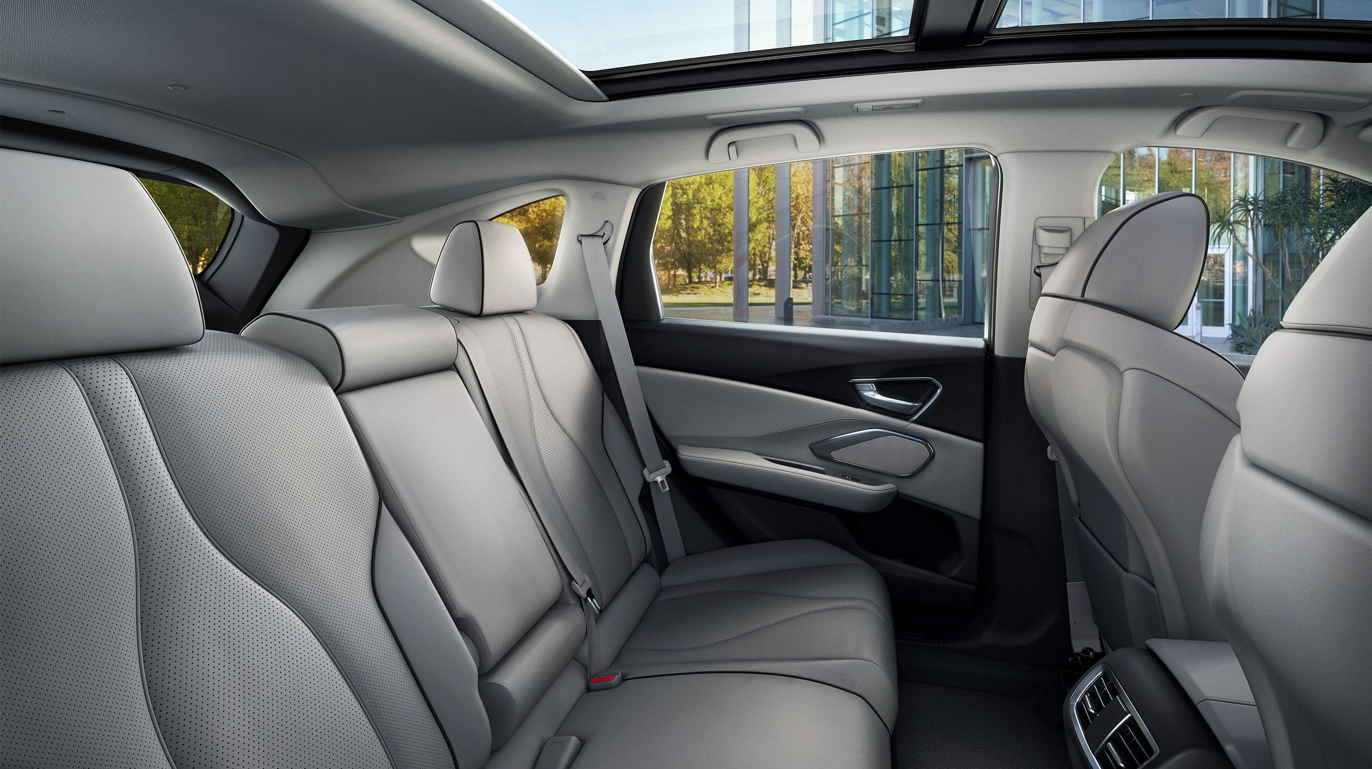 Spacious Cabin of the 2020 RDX