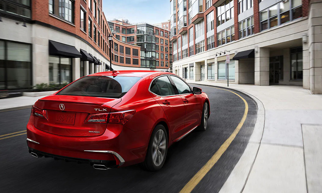 2020 Acura TLX Leasing near Chicago, IL