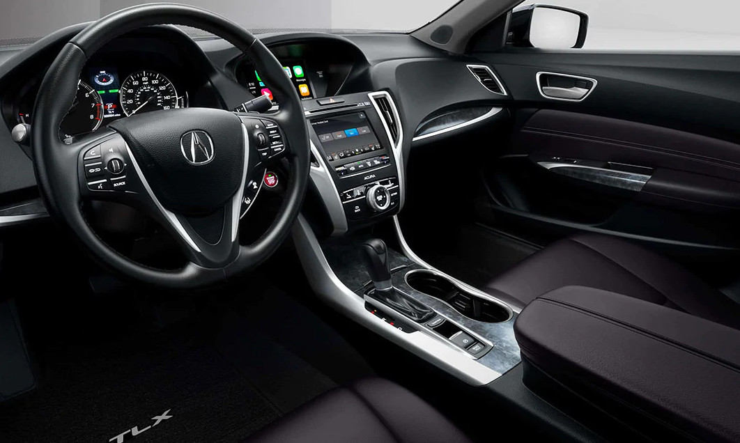 Enjoy the Drive in the 2020 Acura TLX